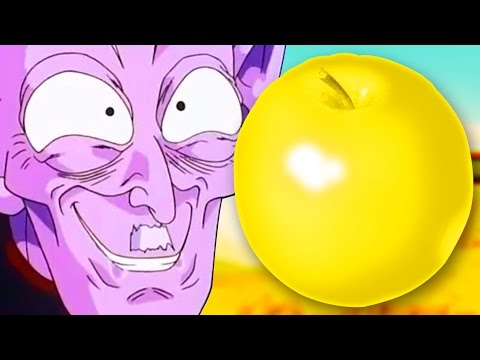GOLDEN FRUIT - Dragon Ball Xenoverse – E207