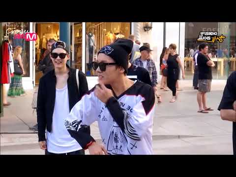 K-POP IDOLS DANCING IN PUBLIC PART.1