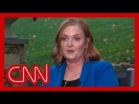 'He put us in danger': Rachel Vindman on Trump