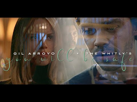 gil arroyo + malcolm, jess, ainsley | you will be safe | prodigal son