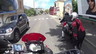 8. How to start Ducati Monster 695
