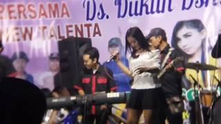 Dia - Tania Aurelya New Talenta Live Dukuh Ngadiluwih. Rec