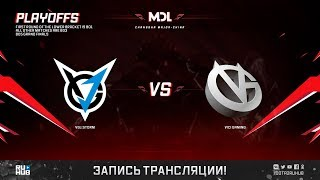 VGJ.Storm vs Vici Gaming, MDL Changsha Major, game 1 [Maelstorm, Lum1Sit]