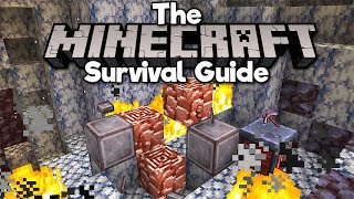 How To Upgrade To Netherite! • The Minecraft Survival Guide (Tutorial Let's Play) [Part 306]