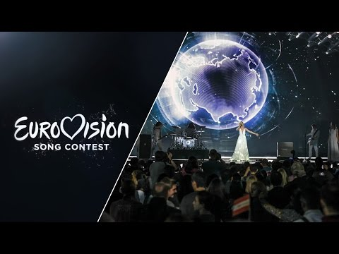 Polina Gagarina - A Million Voices (Russia) - LIVE at Eurovision 2015 Grand Final (видео)