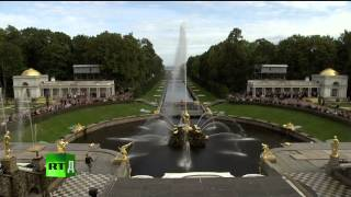 Peterhof Russia  city pictures gallery : Peterhof - The Russian Versailles - Part 1