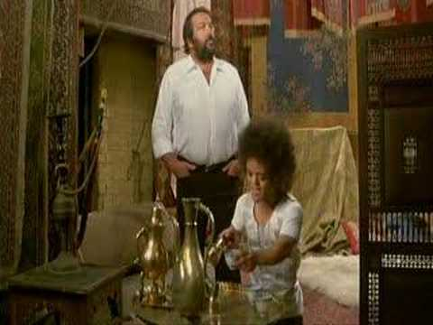"""Bud Spencer Vs. """"Piccolo Magere`"""""""