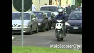 9. Prova Aprilia Sportcity Cube 300
