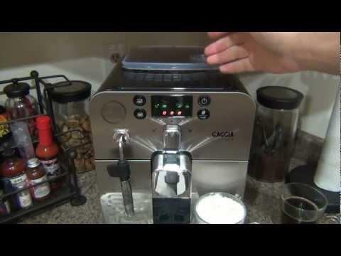 Espresso Machine Review : Gaggia Brera (Super Automatic) [LONG VERSION]