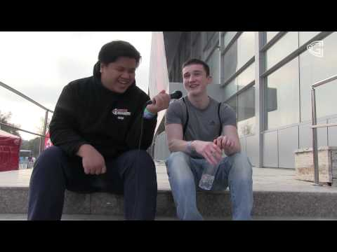 Interview with USH of SNA, @DH Bucharest