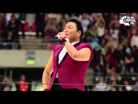 PSY – 'Gangnam Style' (Live Performance, Summertime Ball 2013)