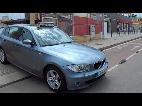 See video BMW 120i AUTOMATIC