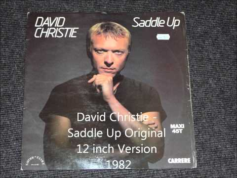 David Christie – Saddle Up