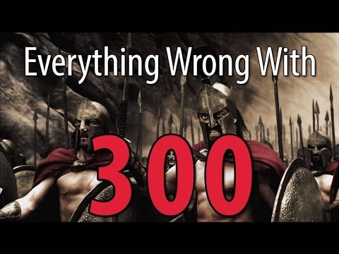 wrong - You asked for it. We wanted to do it anyway. And now with the sequel coming out... it finally seemed like the perfect time to go looking for sins in Sparta. ...