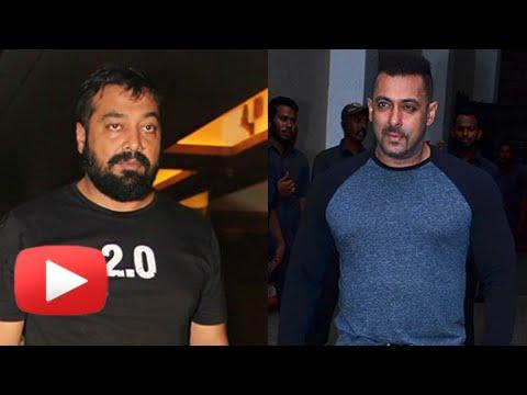 Anurag Kashyap ANGRY On Salman Khan   Raped Woman