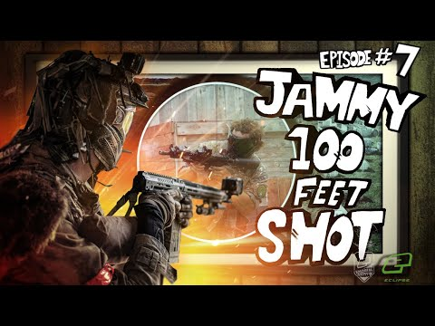 Assault the Outpost ►Magfed Paintball Action ►Planet Eclipse EMF100(MG100)►CF20 Mags►S 2 Episode #7