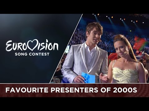 The most popular presenter of the 2000s: Jaana Pelkonen & Mikko Leppilampi tekijä: Eurovision Song Contest