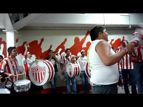 COMANDO EN AWAS VS IRAPUATO - Comando Rojiblanco - Club Necaxa