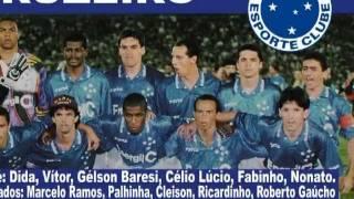 PALMEIRAS-SP 1x2 CRUZEIRO-MG 19/06/1996 Local: Parque Antártica (São Paulo-SP); Juiz: Sidrack Marinho dos Santos (SE); Público: 29.139; Gols: Luizão ...