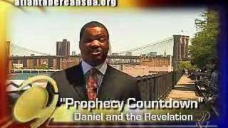 Dr. Carlton P. Byrd--Prophecy Countdown: Daniel And Revelati