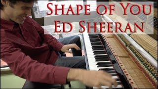 Video Shape of You - Serious Piano Cover - Sheet Music - Jacob Koller MP3, 3GP, MP4, WEBM, AVI, FLV Agustus 2018