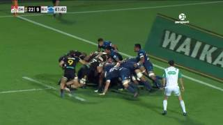 Chiefs v Blues Rd.2 Super Rugby Video Highlights 2017