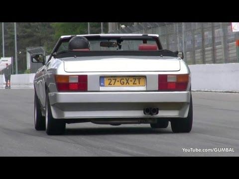 TVR 350i, 350SE, 400SE – Drag races, Revs & Accelerations! – 1080p HD