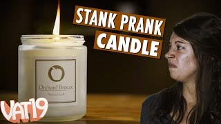 Smelly Prank Candle