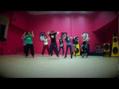 Caribbean D'vasta - Pa Grainin Plan La Dancehall choreography by Andrey Boyko (видео)