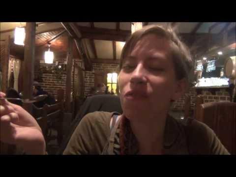 VIDEO: Eating Chushki Burek in Sofia, Bulgaria.
