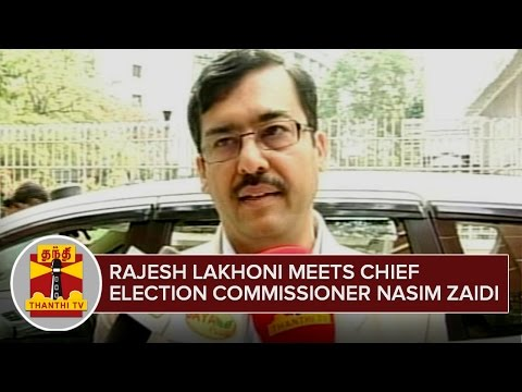 TN-Chief-Electoral-Officer-Rajesh-Lakhoni-meets-Chief-Election-Commissioner-Nasim-Zaidi