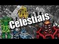 Celestiais, a raça mais antiga da Marvel - Nerd On #6