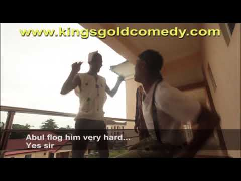 KINGSGOLDCOMEDY (EPISODE 24) (HAUSA MARRIAGE)