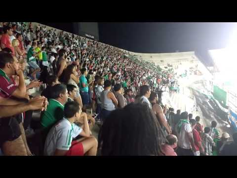 Desamparados 0 vs alianza 1 - Torneo Federal B 2016 (hinchada) - La Guardia Puyutana - Sportivo Desamparados