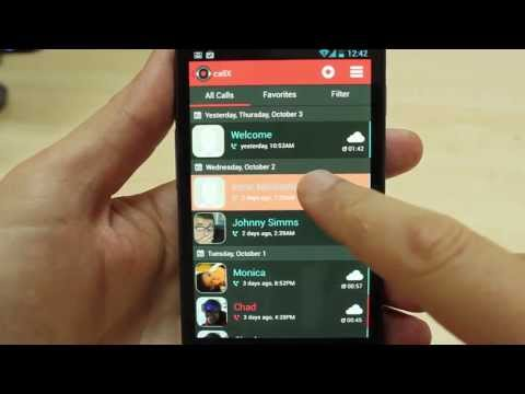 Video of Automatic Call Recorder