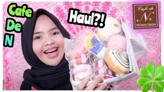 Video CAFE DE N SQUISHY HAUL! + GIVEAWAY SQUISHY!! MP3, 3GP, MP4, WEBM, AVI, FLV Desember 2017