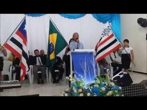 Inauguração da Congregação Castelo Forte, em Urbano Santos - MA - 18 de junho 2008