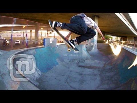 Black Label & Nike SB Riley Stevens Destroys Channel Skatepark