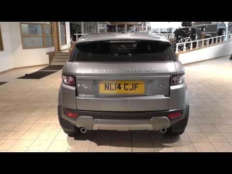 Land Rover Range Rover Evoque 5 Door Diesel 2014MY SD4 Pure TECH 6 Speed Manual U8827