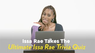 Issa Rae Takes the Ultimate Issa Rae Trivia Quiz by POPSUGAR Girls' Guide