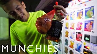 How to Cook From Tokyo's Vending Machines