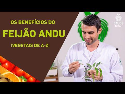 Benefícios do Feijão Andu | Vegetais de A-Z | Saúde Total