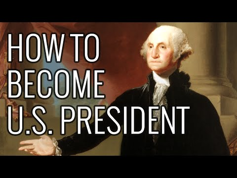 How to Become a US President