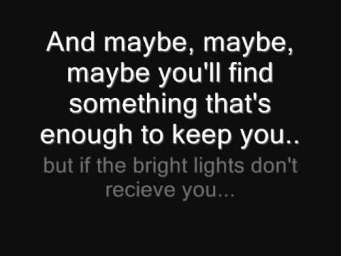Bright Lights Lyrics - Matchbox Twenty