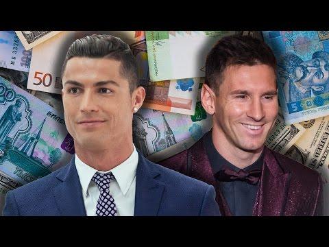 Top 10 Highest Earning Footballers