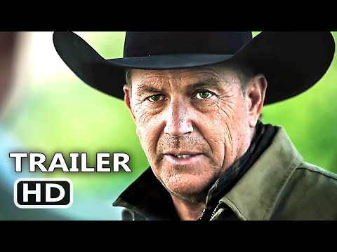 YELLOWSTONE Season 2 Official Trailer (2019) Kevin Costner, TV Series HD - Thời lượng: 110 giây.