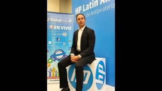 Ricardo Roca, Cumbre Antipiratería HP