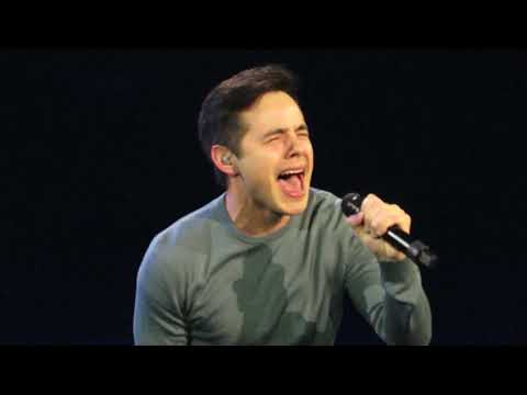 David Archuleta ~`Don't Let the Sun Go Down on Me and Walking on Sunshine~~ Show 2 2018