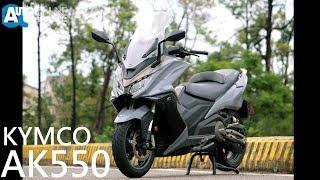 光陽工業近幾年也不斷地投入資源來打造符合消費者需求的Maxi Scooter,2013年6月光陽全球總部開始投入概念車研發,在投入大量的人力和物力下,K50概念車雛形於2014年11月義大利舉辦的KYMCO 50周年全球經銷商年會中亮相,在全球大型速克達市場投下了一顆震撼彈,如今K50已經量產化,以「極致震撼跑旅AK 550」向全世界宣告KYMCO 50年創業巨作的終極成果。引擎:水冷、直列雙缸、DOHC、8V閥門排氣量:550.4 cc燃料箱容量:15 Liters變速箱:CVT 濕式離合器車輛座高:785mm車體重量:226 kg車架形式:鋁合金車架體積 (長 x 寬 x 高):2165 x 795 x 1400 mm軸距:1580 mm前懸吊:41mm 倒叉式避震器後懸吊:水平式拖曳臂懸吊系統前輪:120/70-R15 (METZELER)後輪:160/60-R15 (METZELER)前煞車系統:Brembo卡鉗 / 雙浮動碟盤後煞車系統:單碟盤φ260 mm車評:加菲貓 陳琮閔配樂來源:YouTube Audio Library器材贊助:Zhiyun 電子三軸穩定器攝影剪輯:加菲貓 陳琮閔2017/06/23