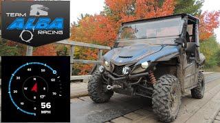 7. Yamaha Wolverine X2 R-spec w/ Alba Racing Re-flash